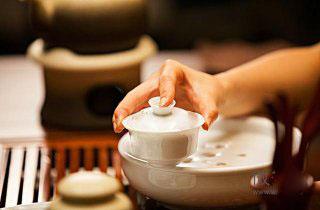 大红袍茶的冲泡方法图片