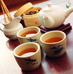 大红袍茶的水温及泡法图片