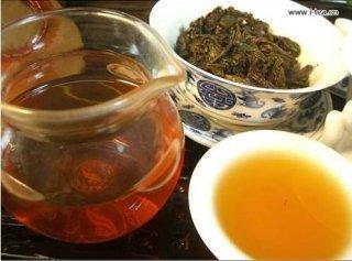 大红袍茶的冲泡步骤图片